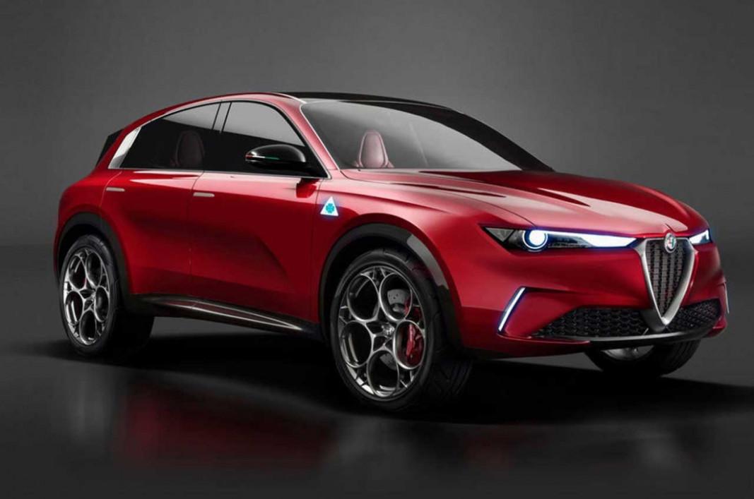 Redesign and Concept 2022 Alfa Romeo Giulia