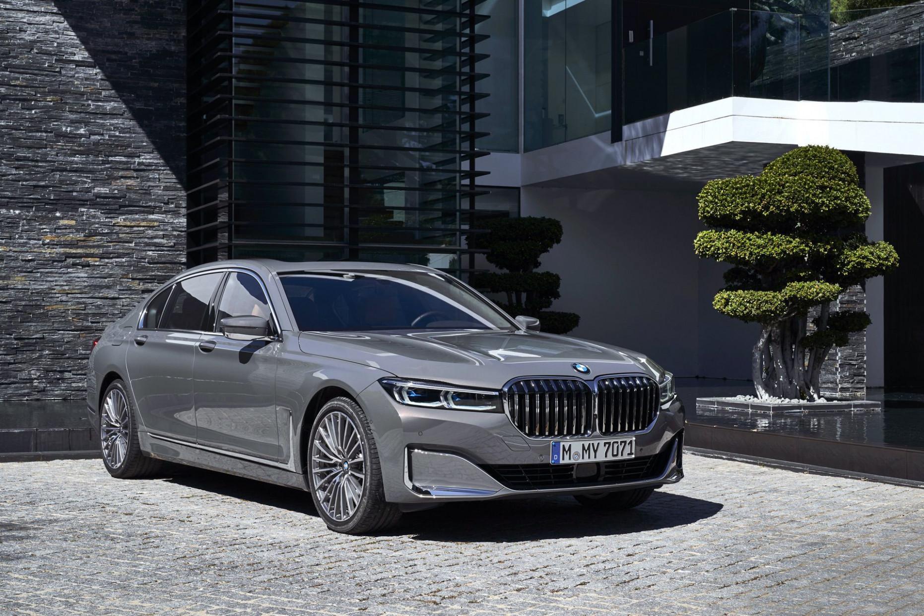 Engine 2022 BMW 750Li Xdrive