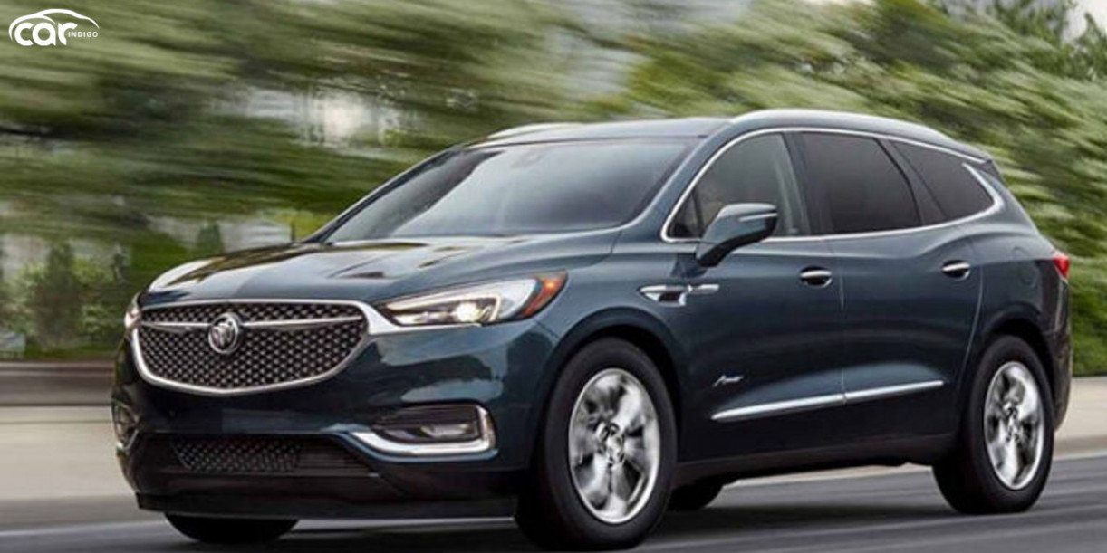 Release Date 2022 Buick Enclave Interior