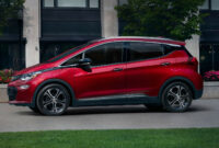 model 2022 chevy bolt
