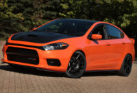 model 2022 dodge dart srt4 driving art