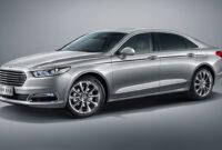 model 2022 ford taurus sho