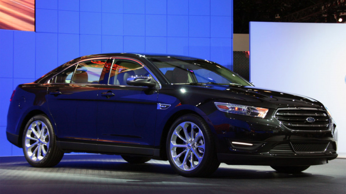 Research New 2022 Ford Taurus