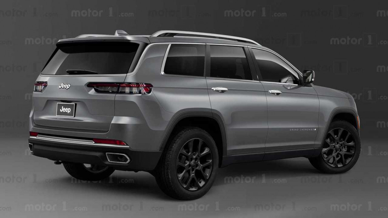 Model 2022 Grand Cherokee Srt Hellcat