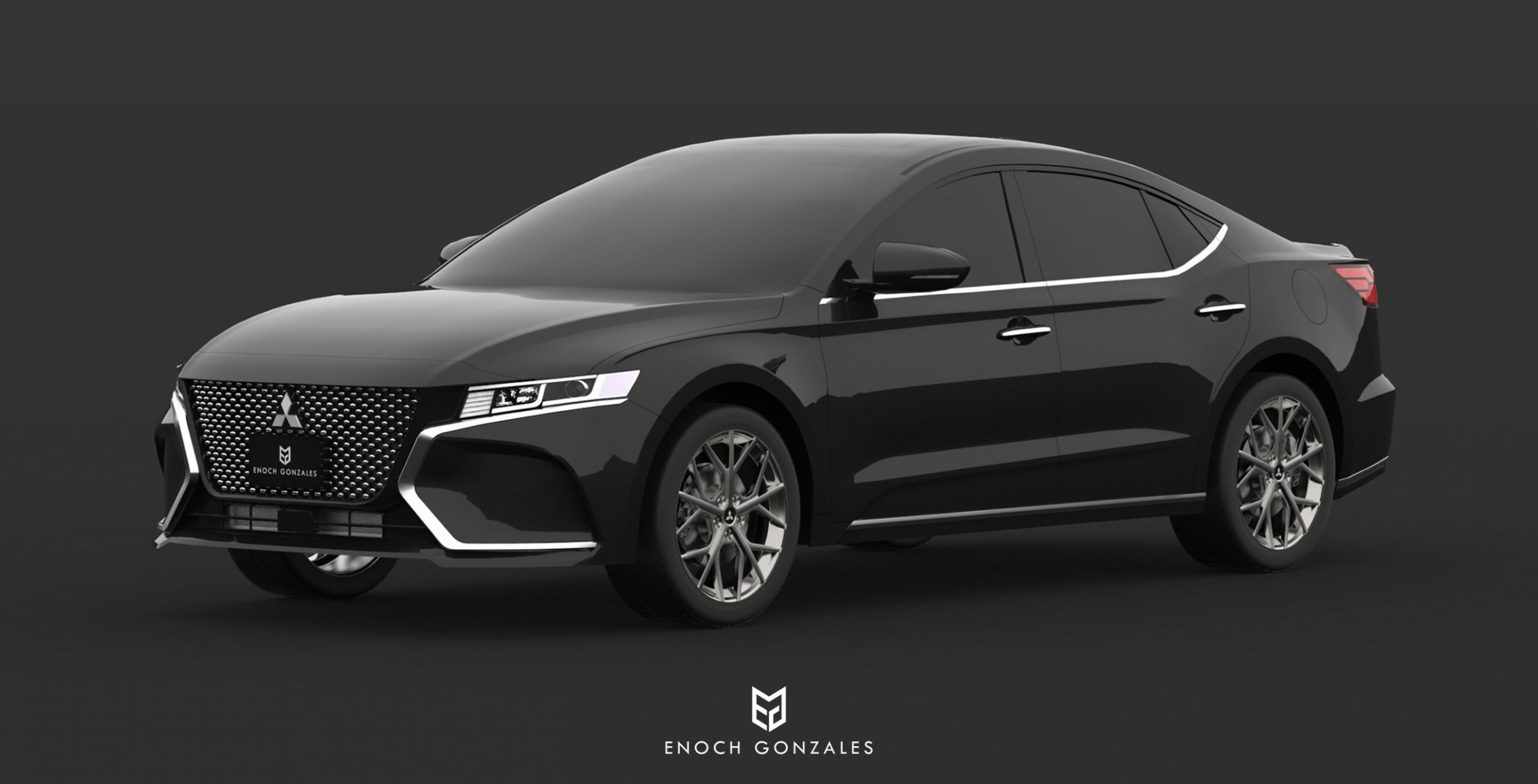 Specs and Review 2022 Mitsubishi Galant