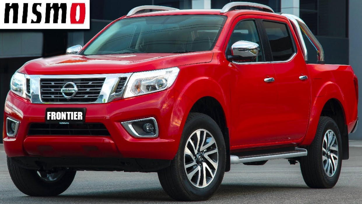 Review and Release date 2022 Nissan Frontier Diesel