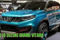 model 2022 suzuki grand vitara preview