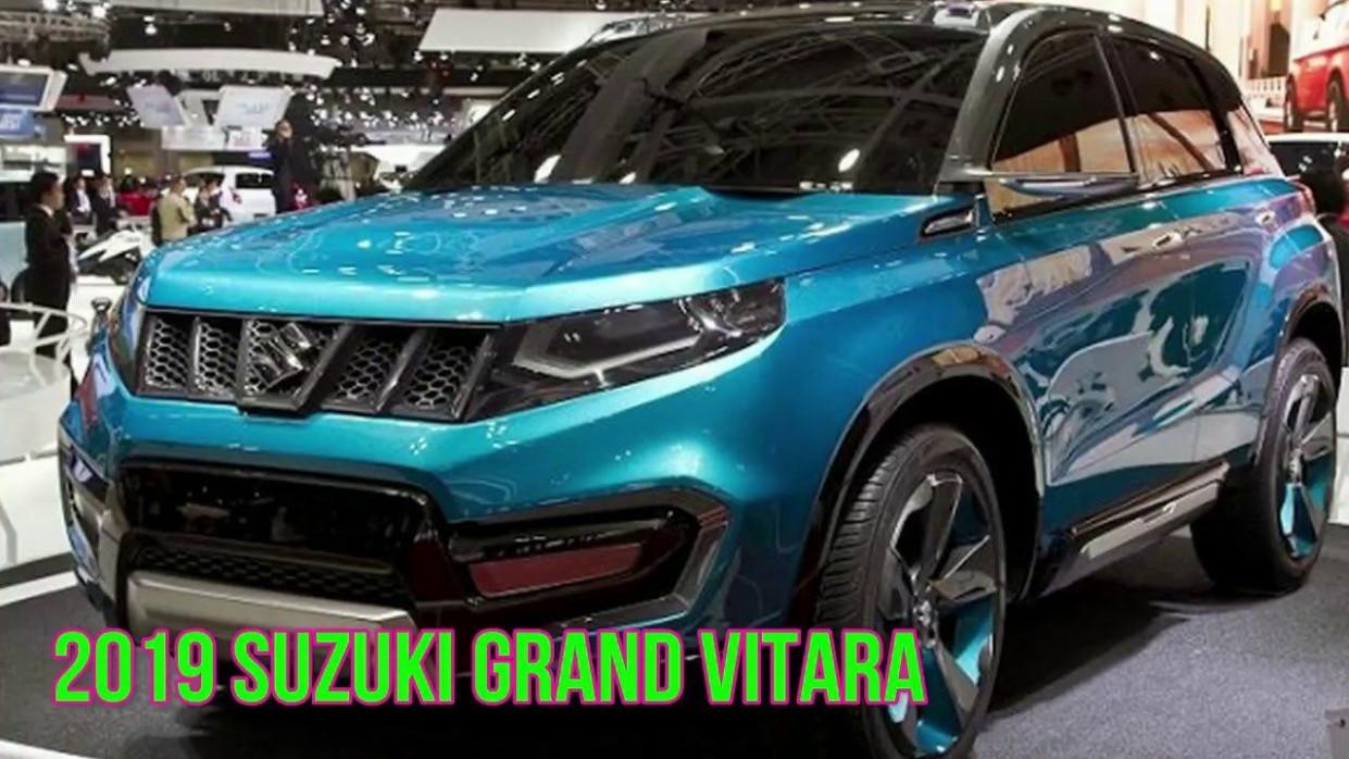 Redesign and Concept 2022 Suzuki Grand Vitara Preview
