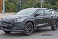 model 2022 the spy shots ford fusion
