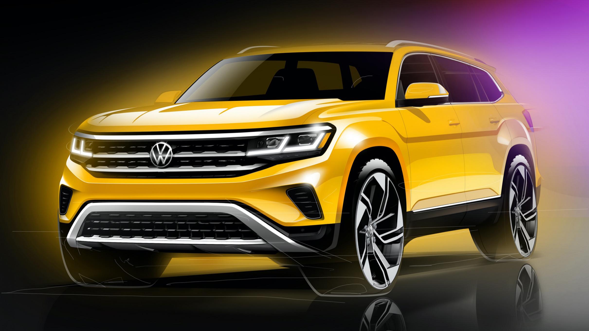 Rumors 2022 Volkswagen Atlas Cross Sport