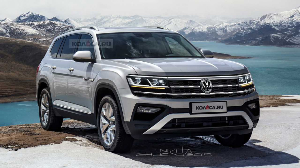Configurations 2022 Volkswagen Atlas Cross Sport
