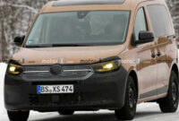 model 2022 vw caddy