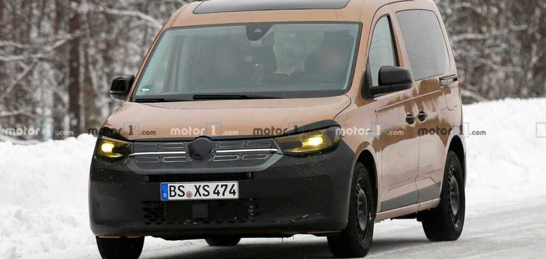 Images 2022 VW Caddy