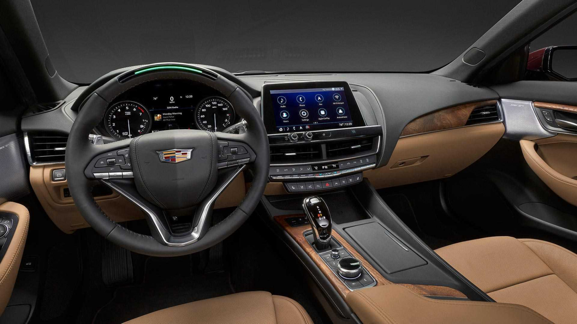 Pictures Cadillac X6 2022