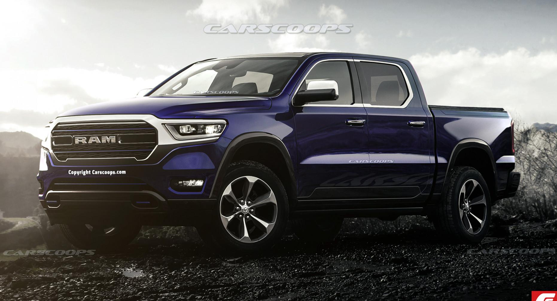 Release Dodge Ram 2022 Models