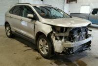 model ford edge 2022