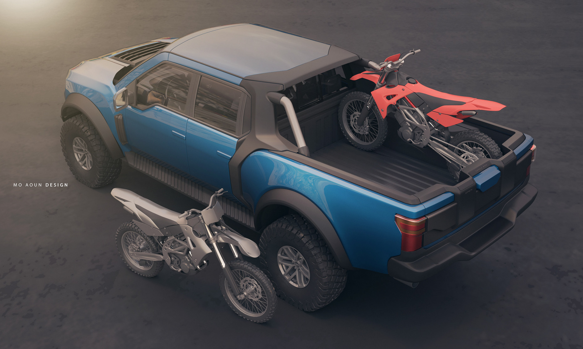 Pictures Ford F150 Raptor 2022