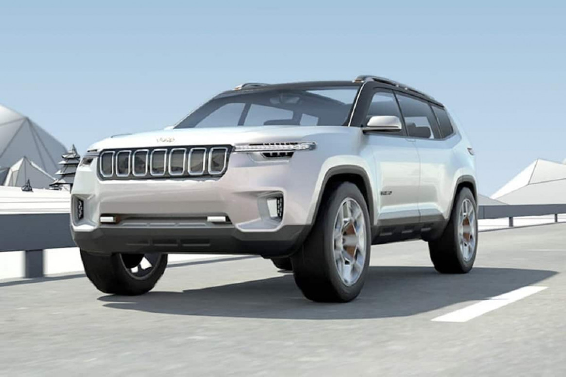 Release Date and Concept Jeep Electric 2022