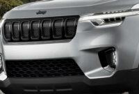 model jeep suv 2022