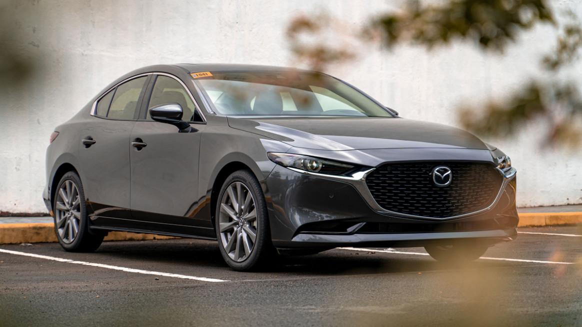 Pictures Mazda 3 2022 Philippines