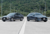 Redesign and Review Mazda 3 2022 Philippines