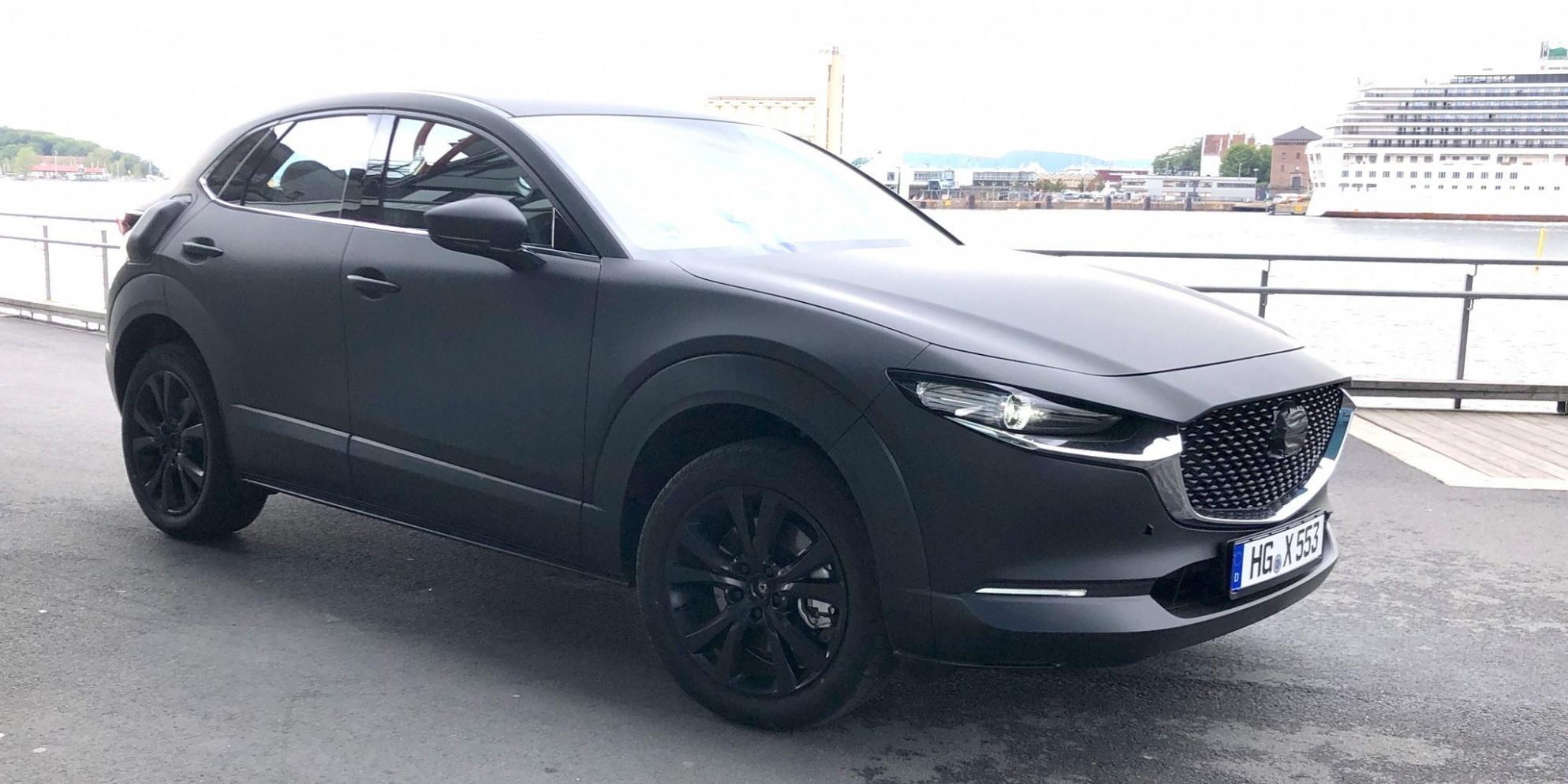 Specs Mazda Electric Car 2022