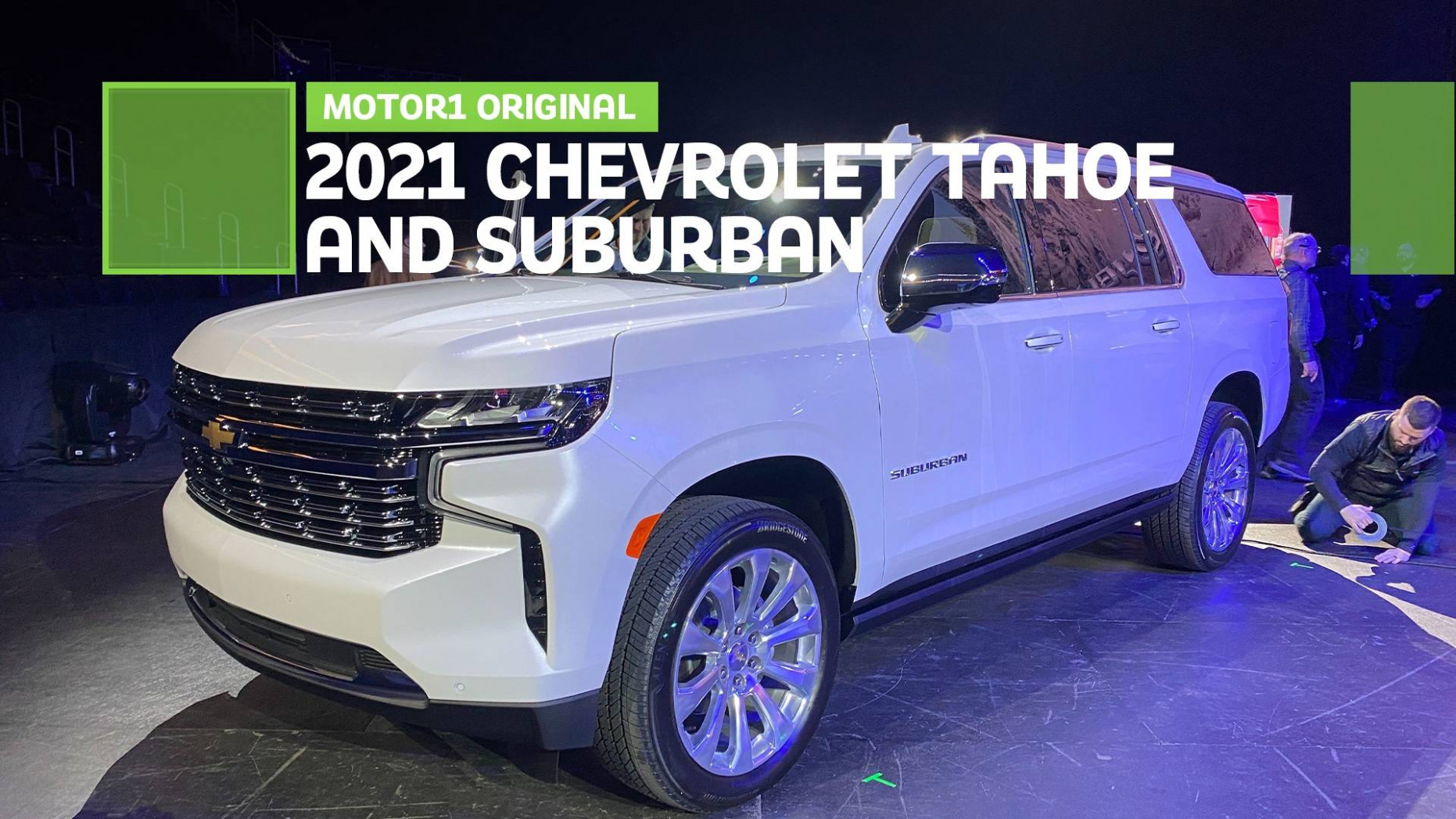 Picture New Chevrolet Tahoe 2022