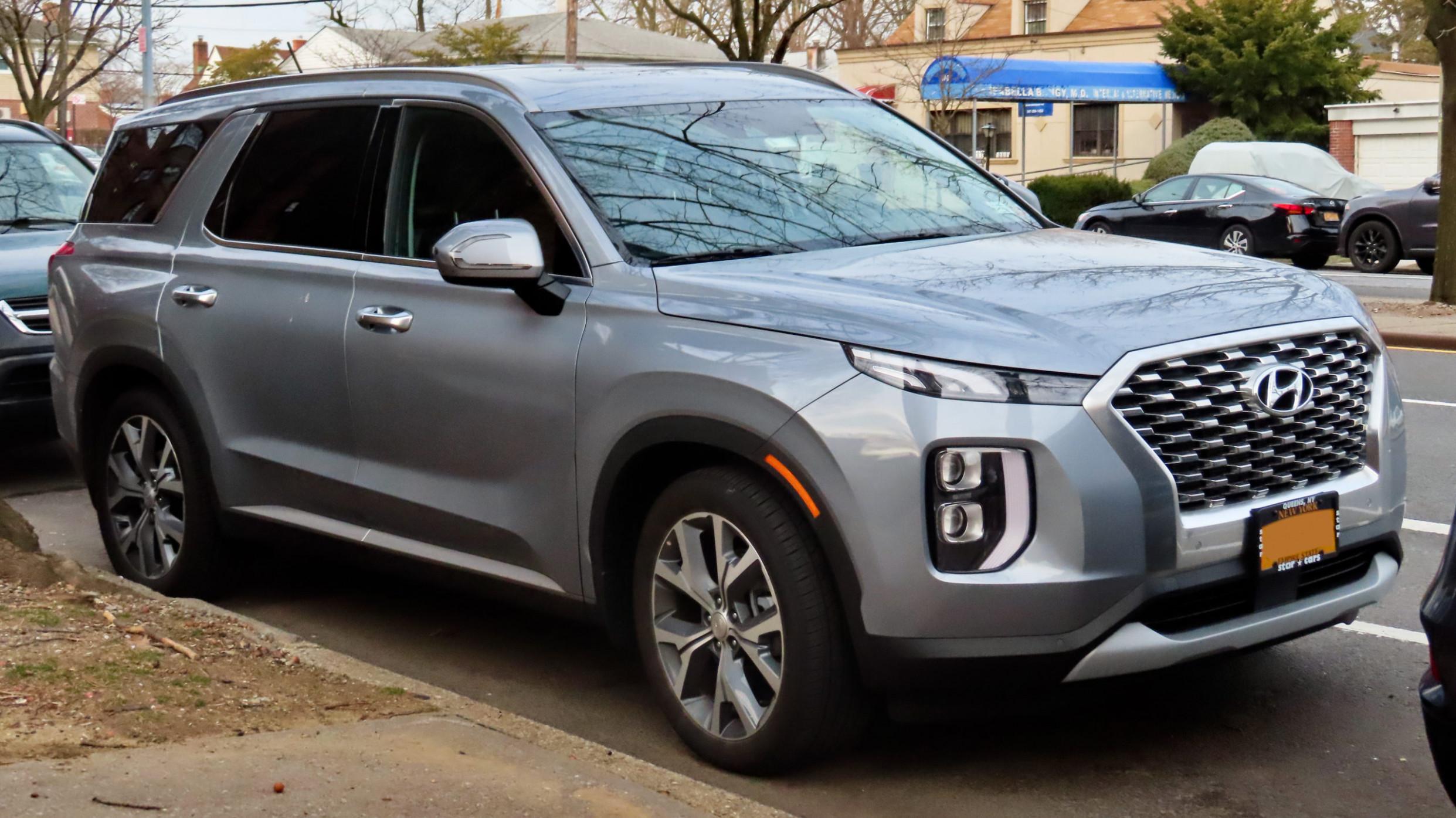 Research New Price Of 2022 Hyundai Palisade