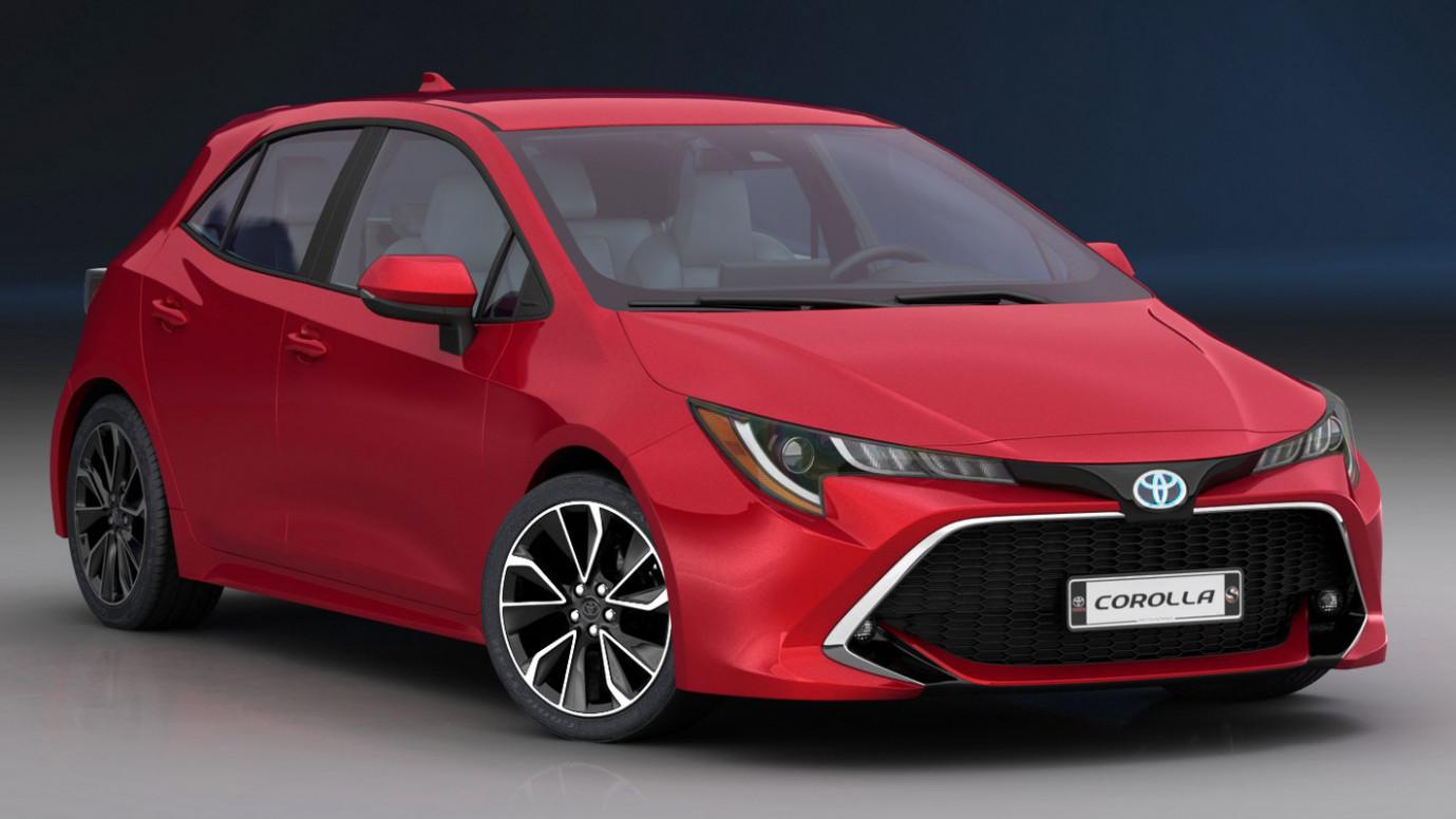 Rumors Toyota Corolla 2022 Qatar