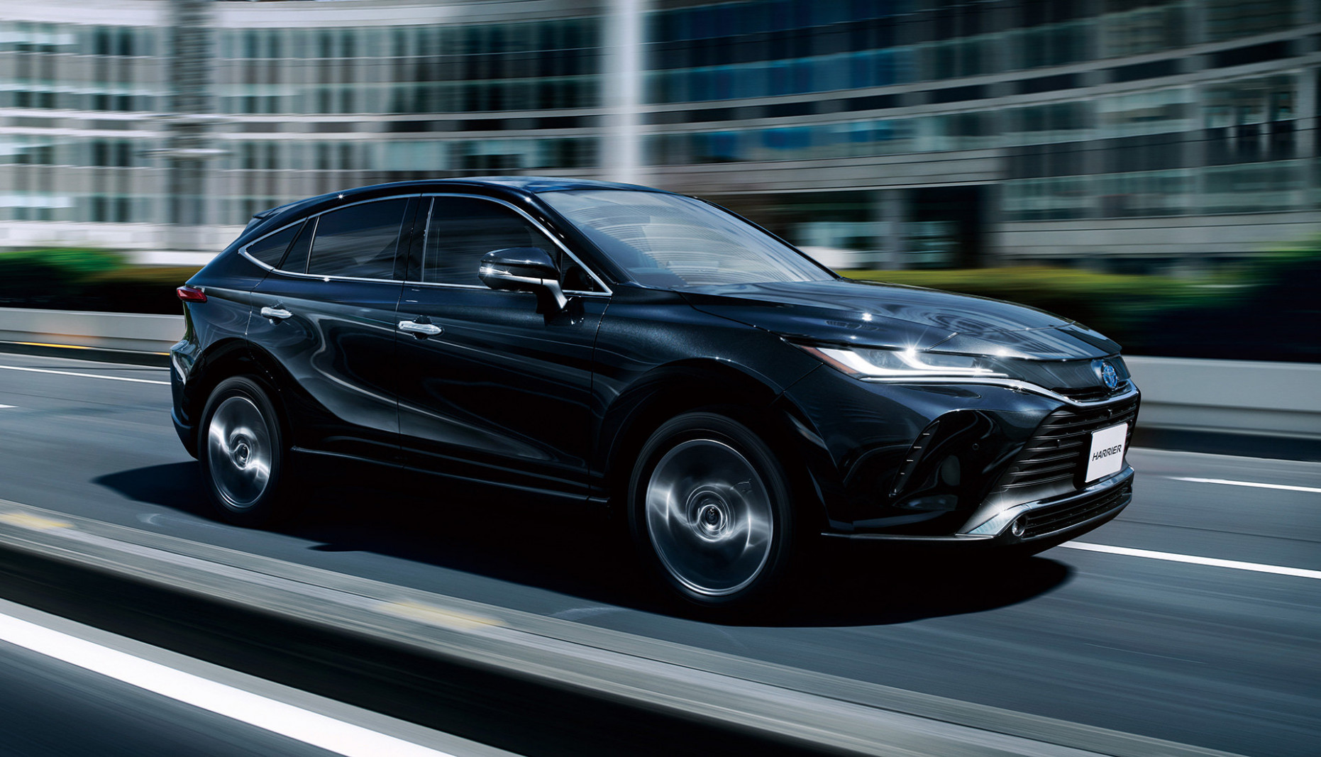 Redesign and Concept Toyota Harrier 2022