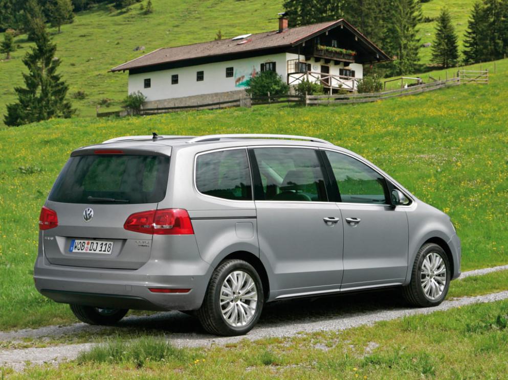 Concept Volkswagen Sharan 2022
