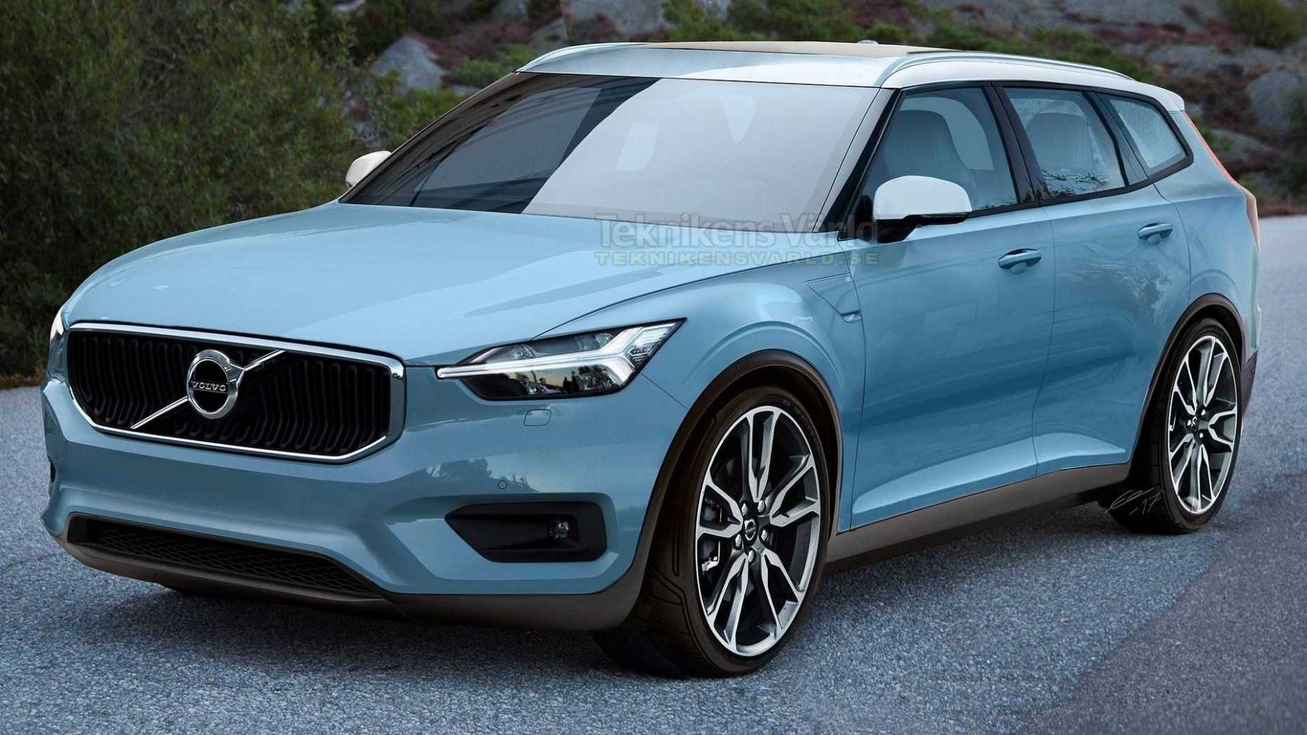 Price, Design and Review Volvo New V40 2022