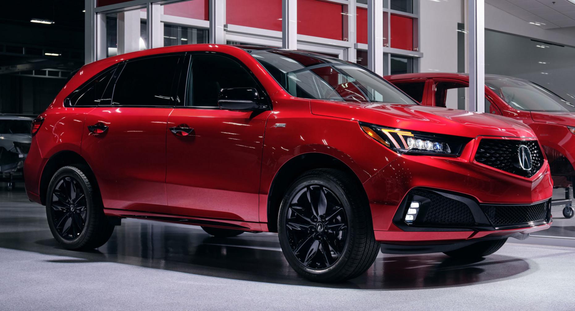 New Concept 2022 Acura Mdx Pmc