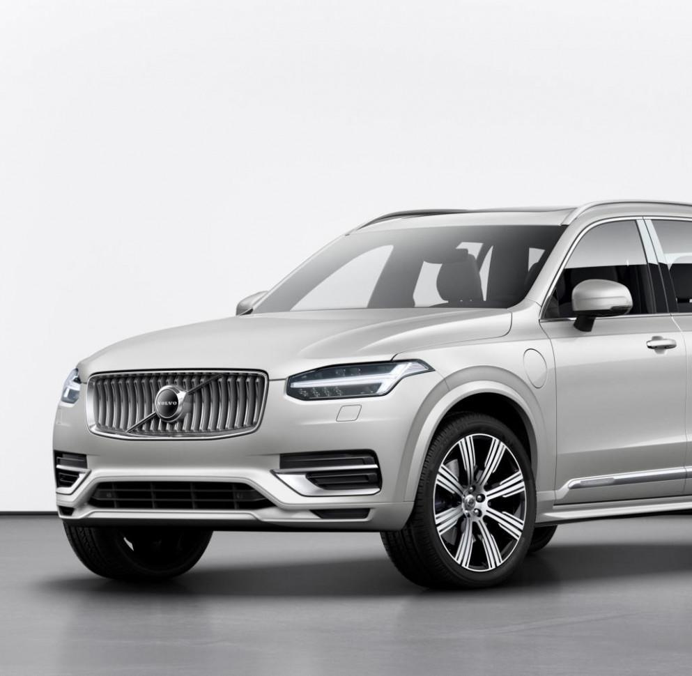 Spesification 2022 All Volvo Xc70