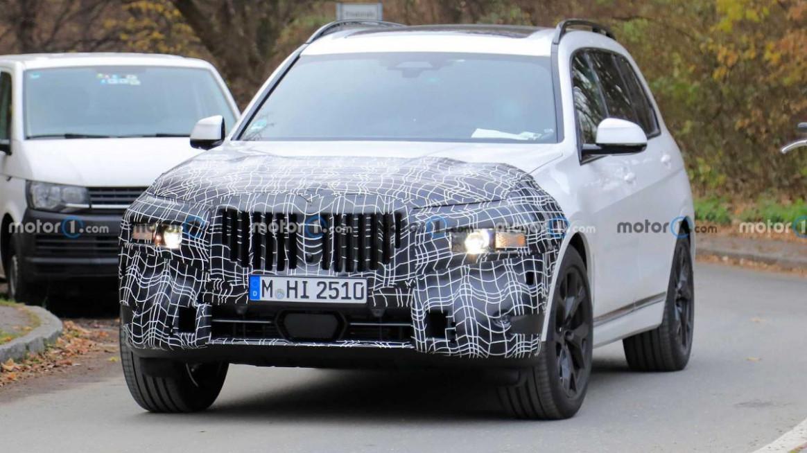 Prices 2022 BMW X7 Suv