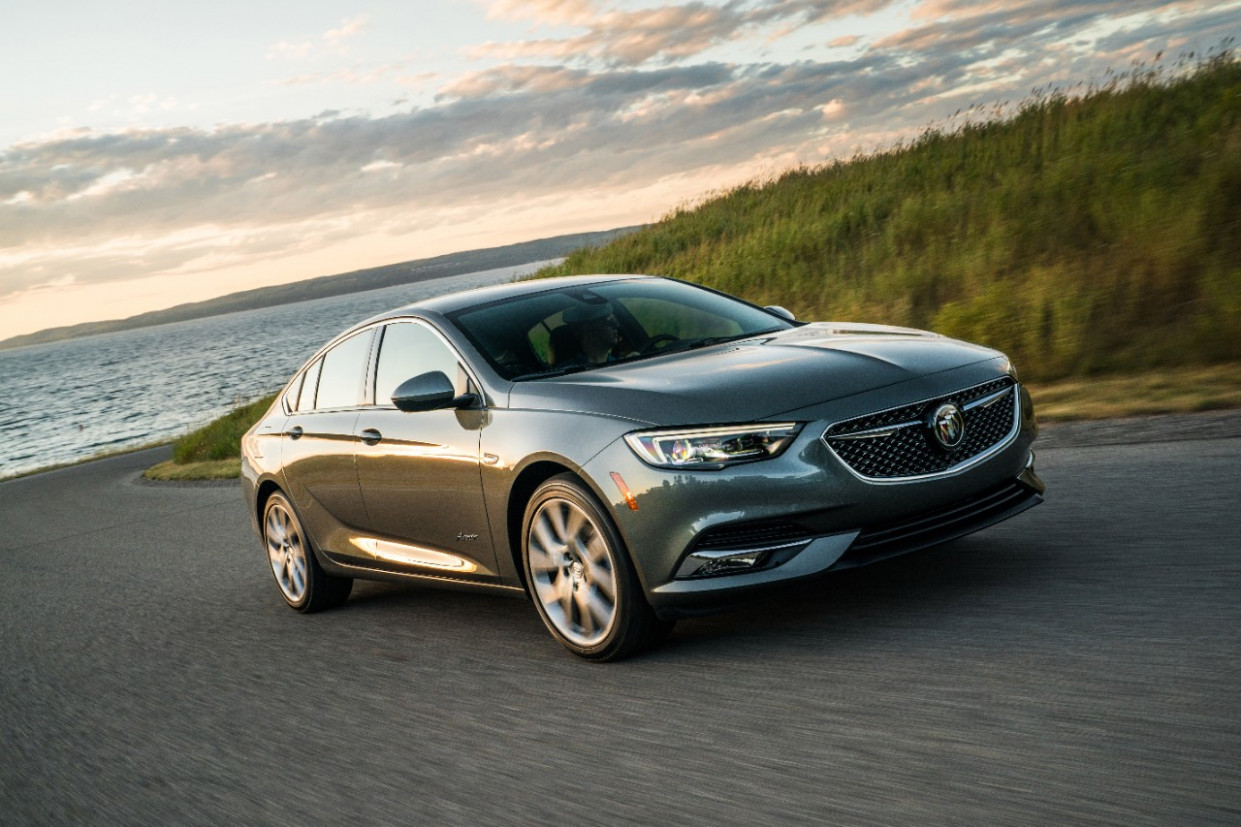 Price and Release date 2022 Buick Regal Gs Coupe
