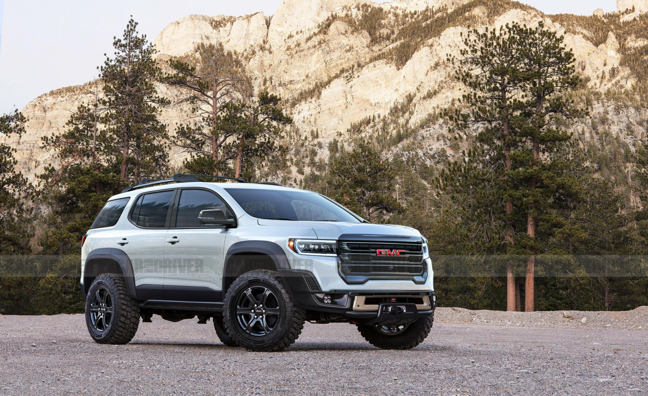 Redesign 2022 Chevrolet Colorado