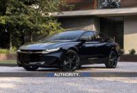 new concept 2022 chevrolet impala ss