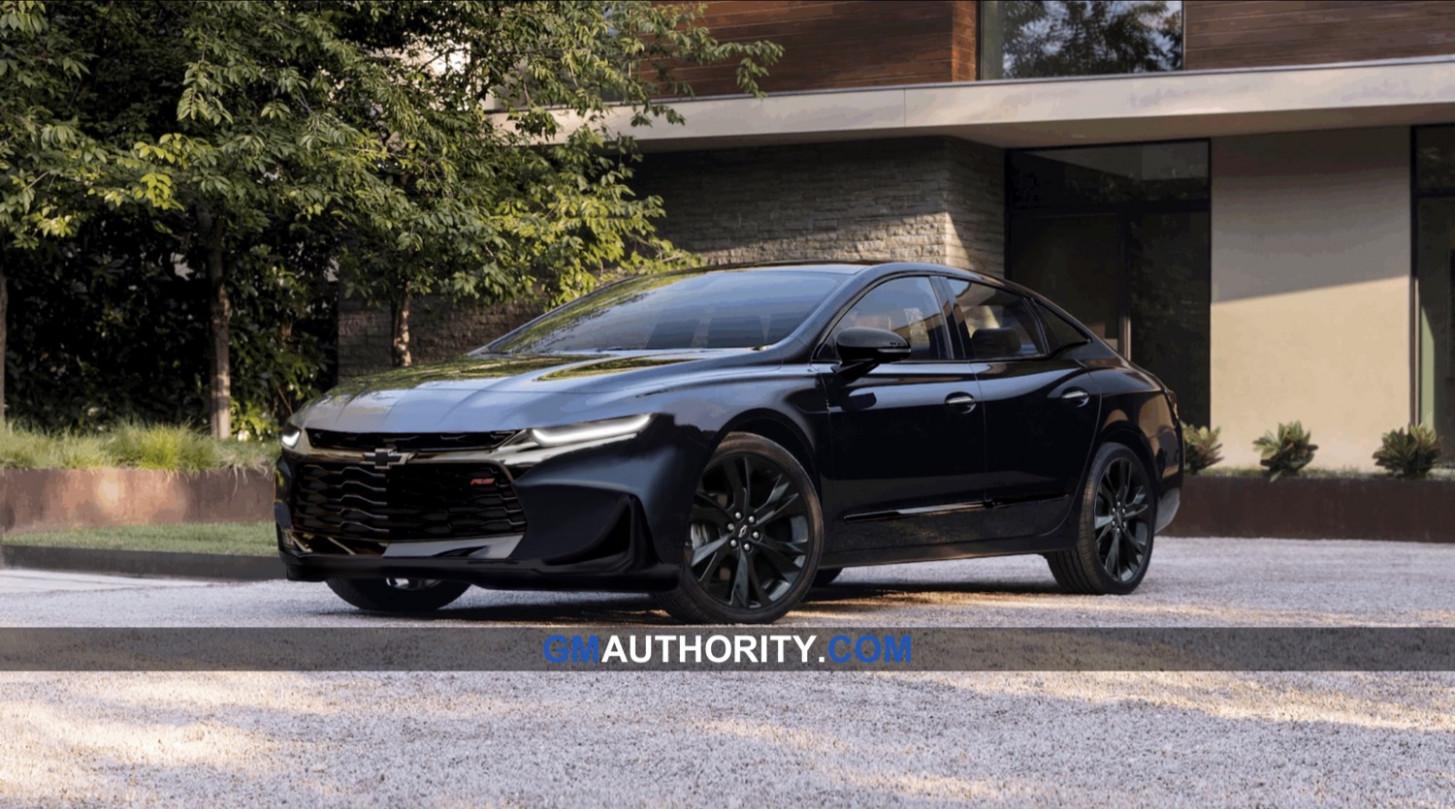 Rumors 2022 Chevrolet Impala Ss