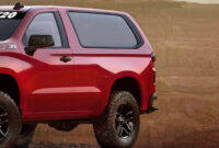 new concept 2022 chevy blazer k 5