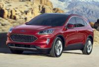 new concept 2022 ford escape