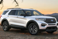 new concept 2022 ford explorer