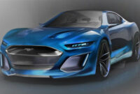 new concept 2022 ford mustangand