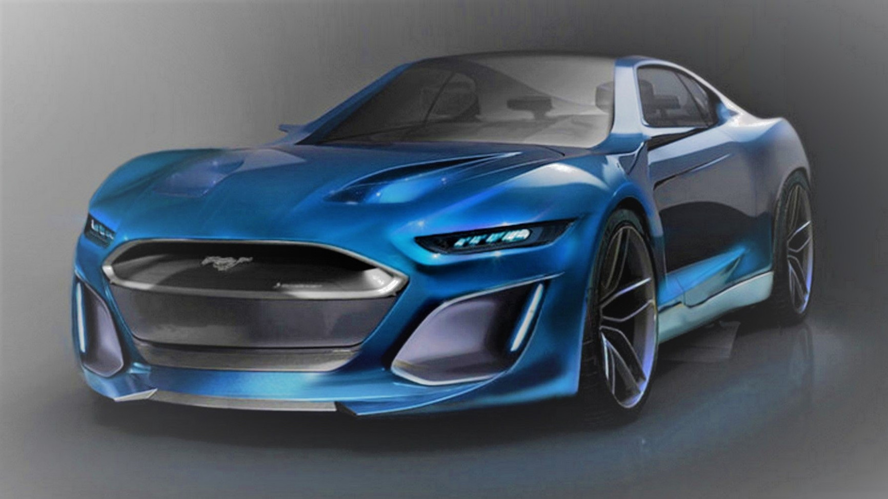 Exterior 2022 Ford Mustangand