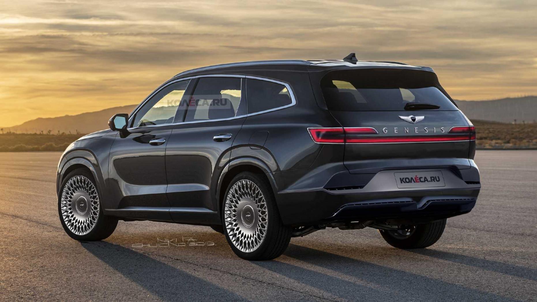 Picture 2022 Hyundai Genesis