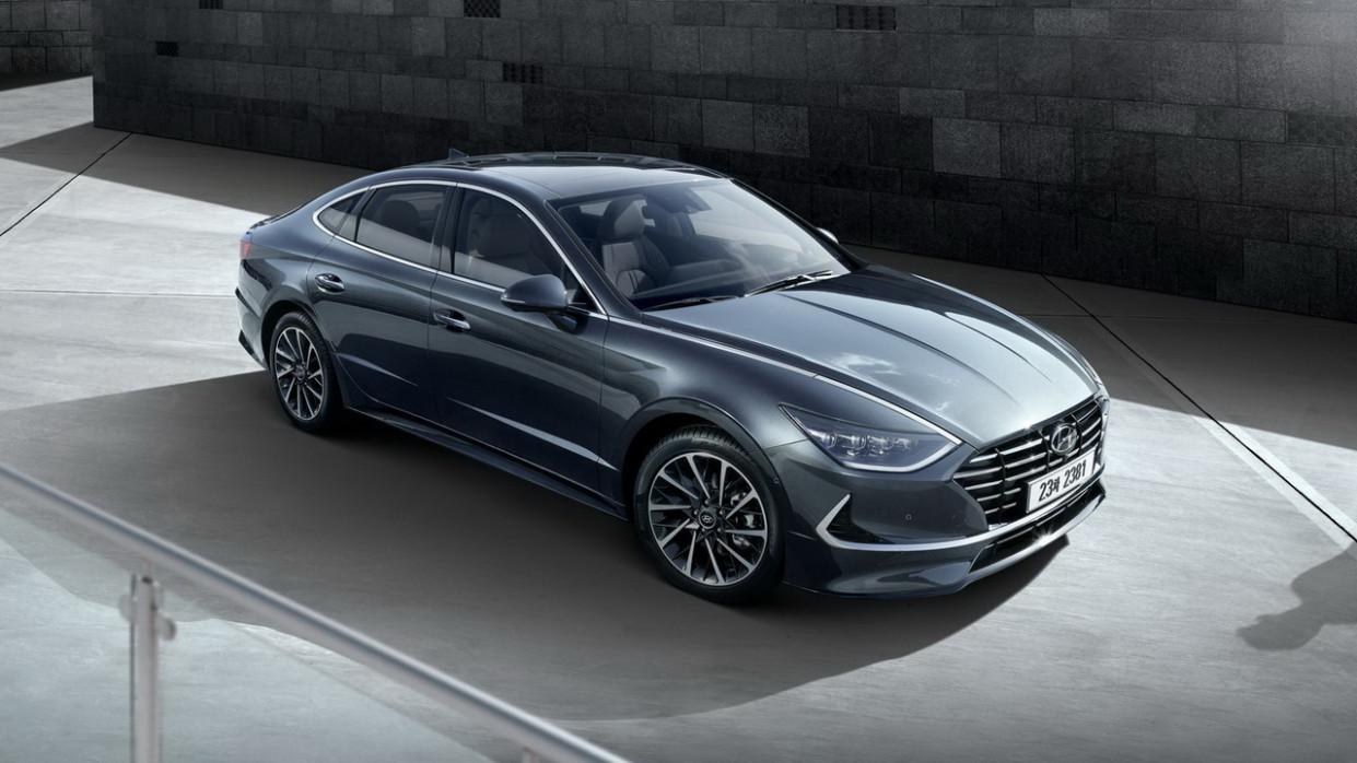 Model 2022 Hyundai Sonata