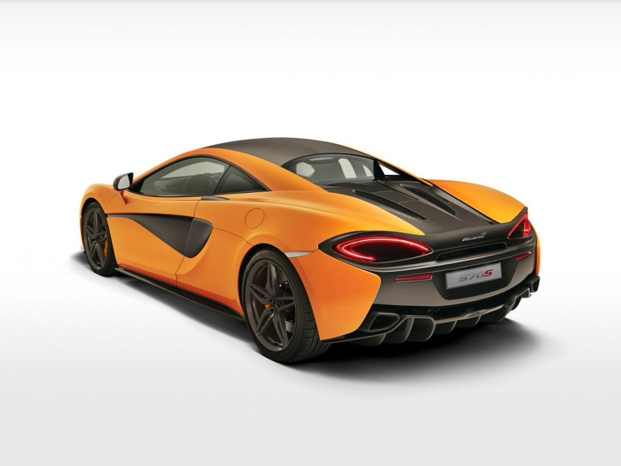 Concept 2022 McLaren 570S Coupe