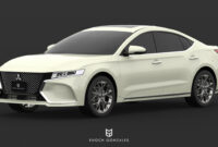 new concept 2022 mitsubishi galant
