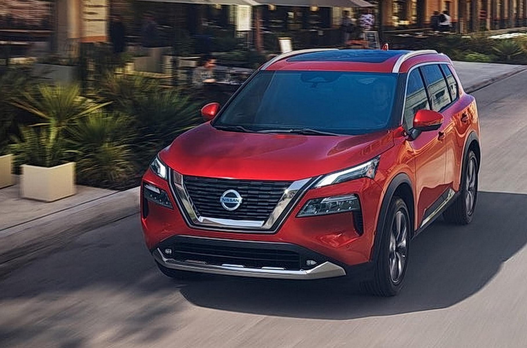 Concept and Review 2022 Nissan Rogue