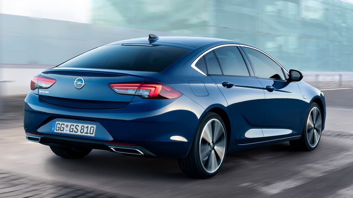Price and Release date 2022 Opel Insignia
